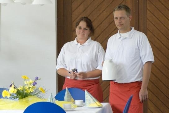 Azubis in der Hauswirtschaft des AVN