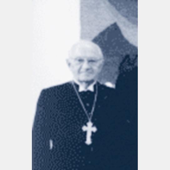 Pastor Alfred Petersen übernahm das neue Amt des Landespastors in Schleswig-Holstein
