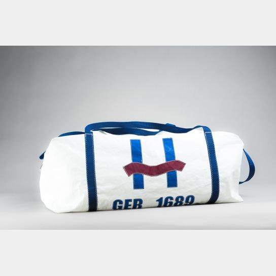 Große Sporttasche aus Segelstoff