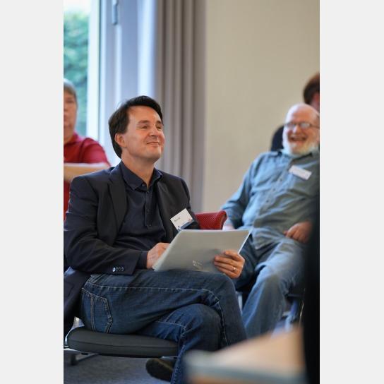 Ideengeber Björn Ott ist überzeugt, dass Selbstb