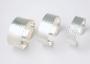 Struktur Hammerschlag 35 x 180 mm Artikel Nr. 27-11-40 26 x 180 mm Artikel Nr. 27-11-30 20 x 180 mm Artikel Nr. 27-11-20 Die Armspange wird für Sie passend angefertigt.