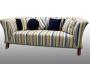 Modernes Sofa. Möbelstoff Saum & Viebahn. 2009