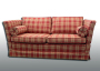 Sofa im Landhausstil. Möbelstoff Trend-Nordica. 2009